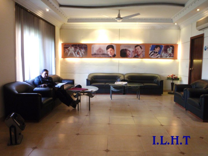 ILHT Lahore- Hair Transplant Surgery Center Sitting Area